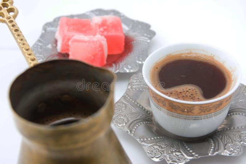 боснийский кофе стоковые фото