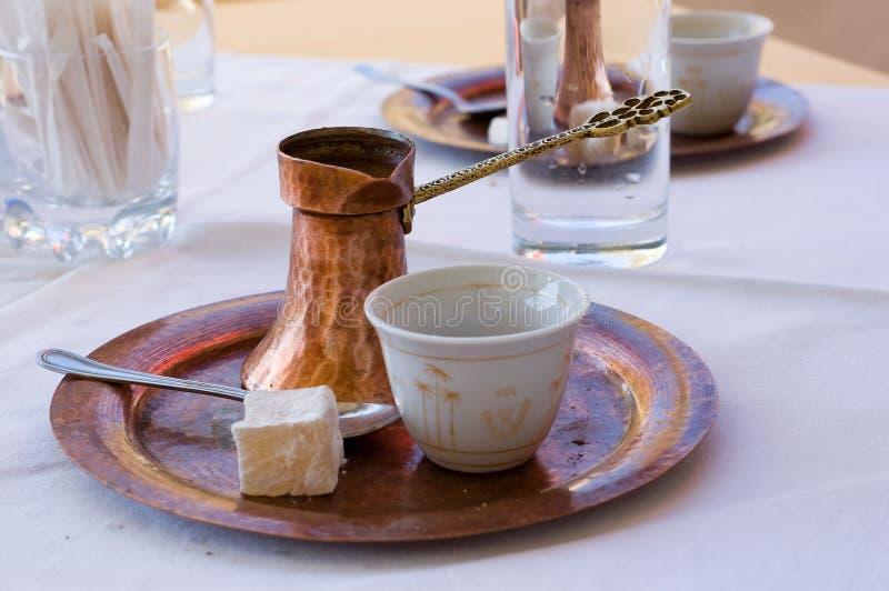 боснийский кофе стоковые фотографии rf