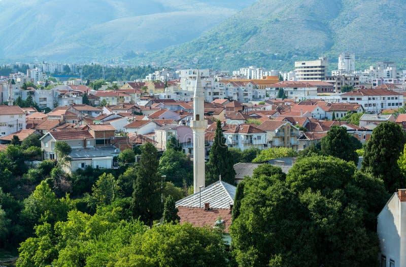 Босния mostar стоковое изображение