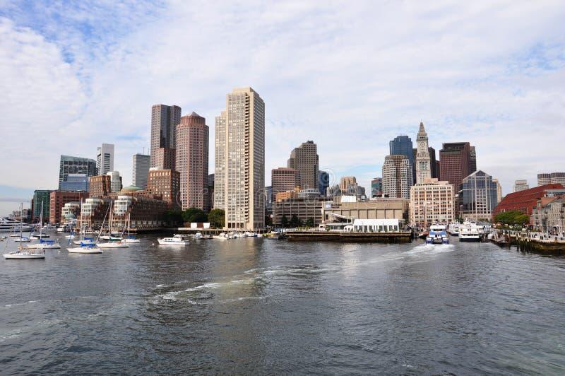 Бостон стоковая фотография rf