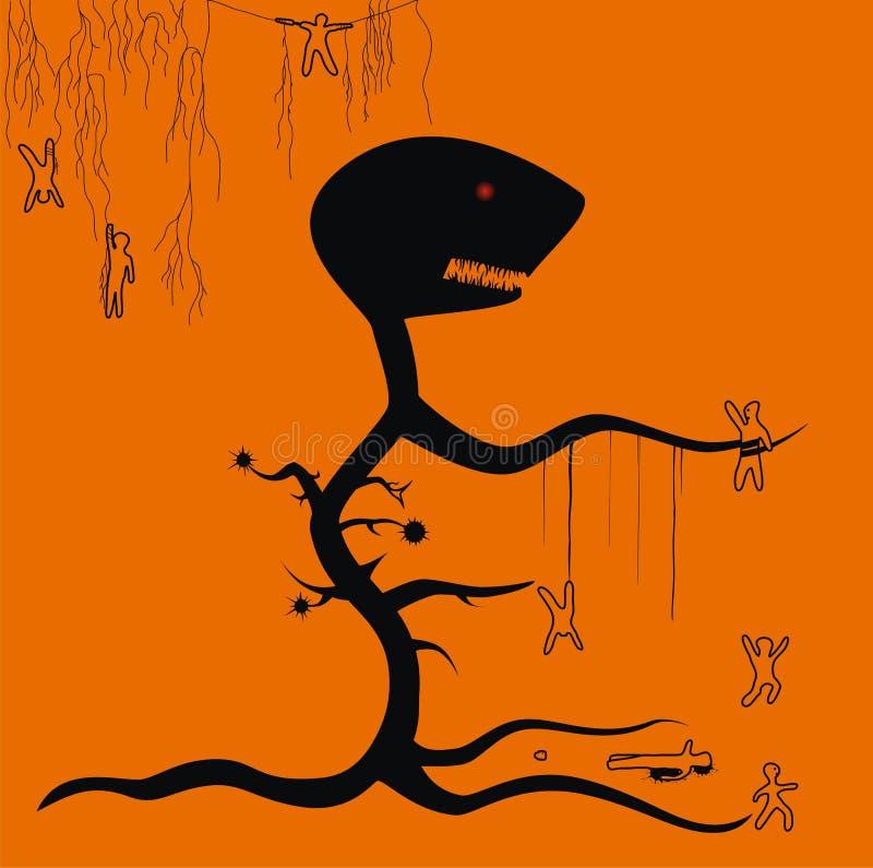 ботаника иллюстрация штока