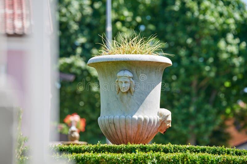 Ботанический сад ¾ ana SeÅ, XIX века, Словении стоковая фотография rf