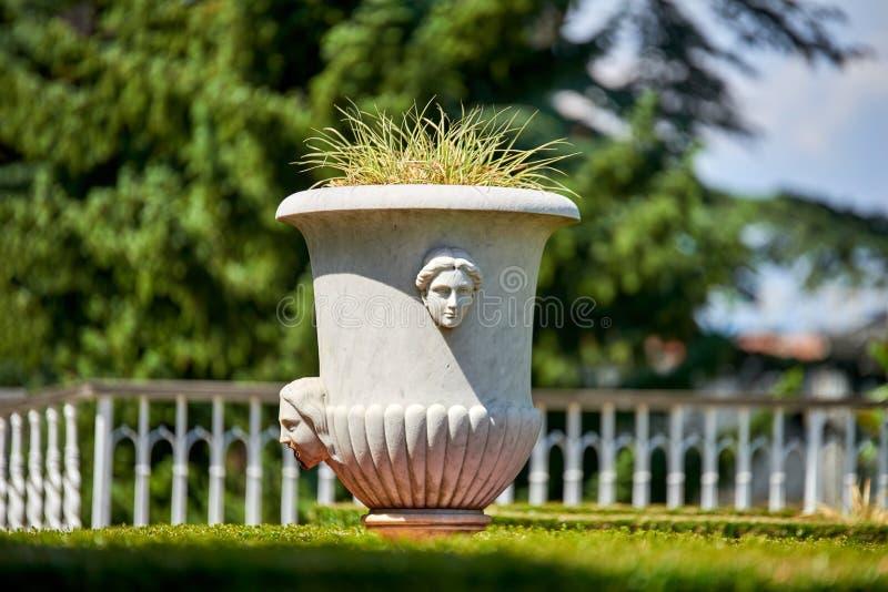Ботанический сад ¾ ana SeÅ, XIX века, Словении стоковое фото