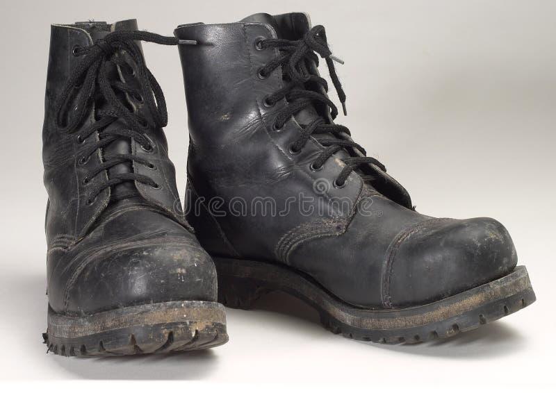 Ботинки боя стоковые фото