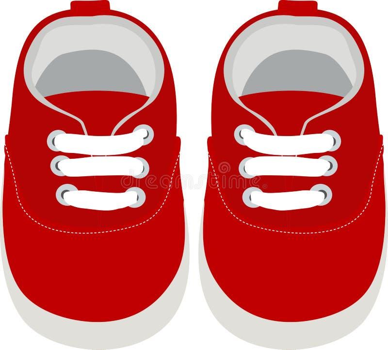 Ботинки детей бесплатная иллюстрация