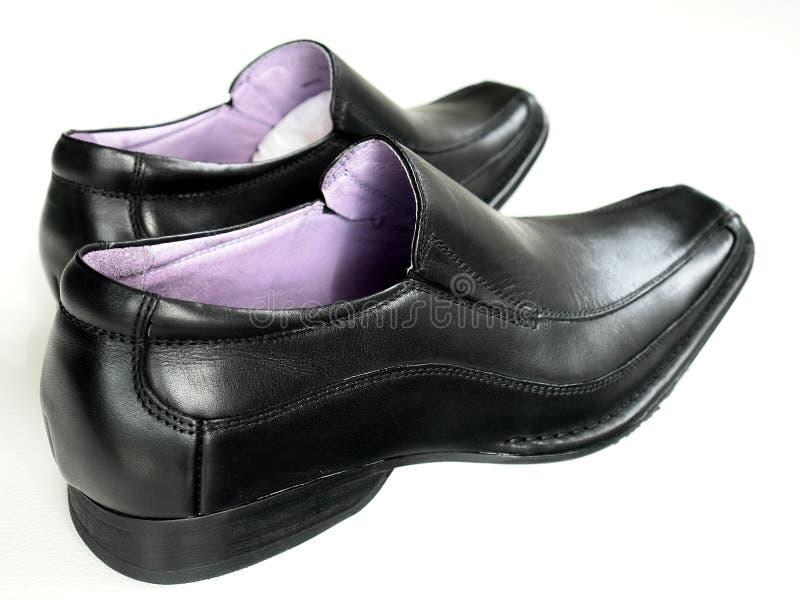 ботинки людей s стоковая фотография