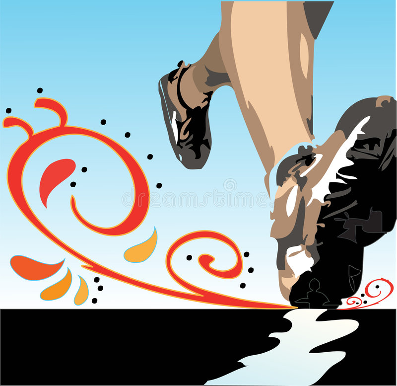 ботинки ног jogger