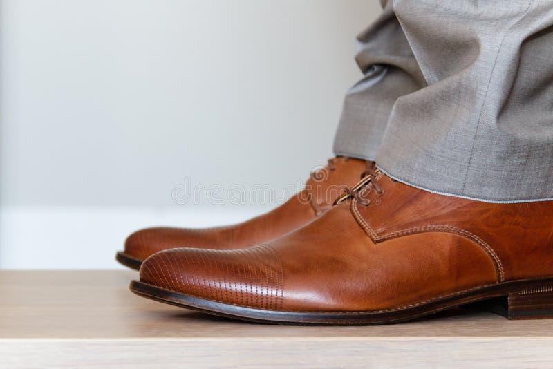 Ботинки от одной стороны стоковые фотографии rf