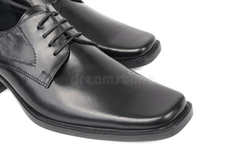 ботинки пар s чернокожего человек стоковое фото rf