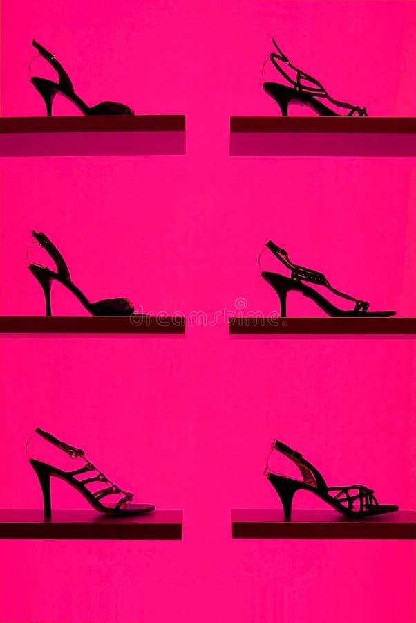 ботинки собрания стоковые фото