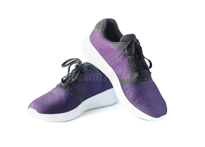 Ботинки спорта для бежать и тренировки стоковое изображение rf