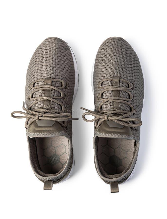 Ботинки спорта стоковое изображение