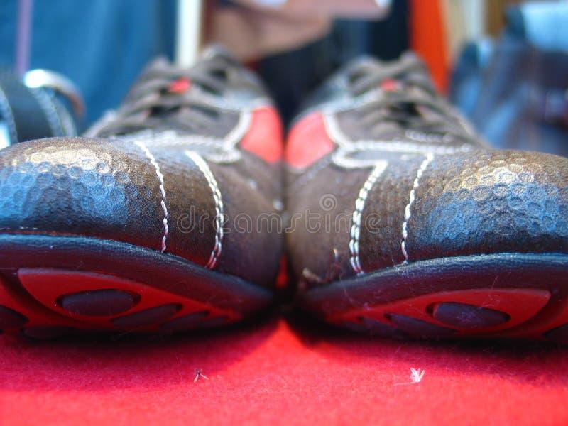 Download ботинки стоковое фото. изображение насчитывающей кожа, ботинки - 489086