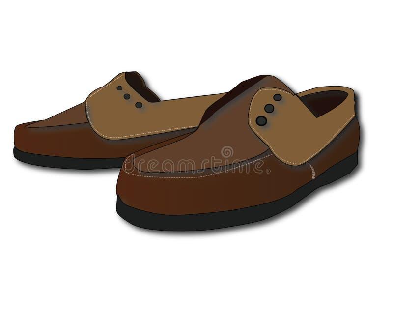 Ботинки 2 стоковые фотографии rf