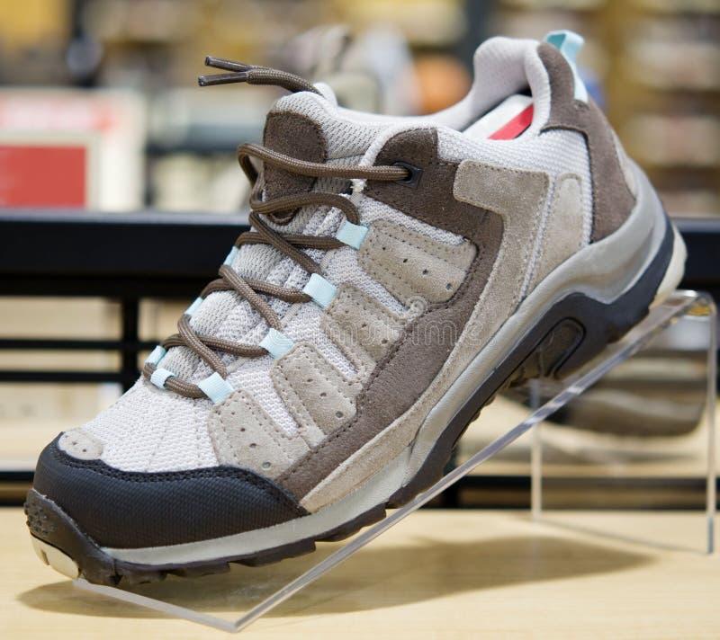 ботинки hiking гора стоковые изображения