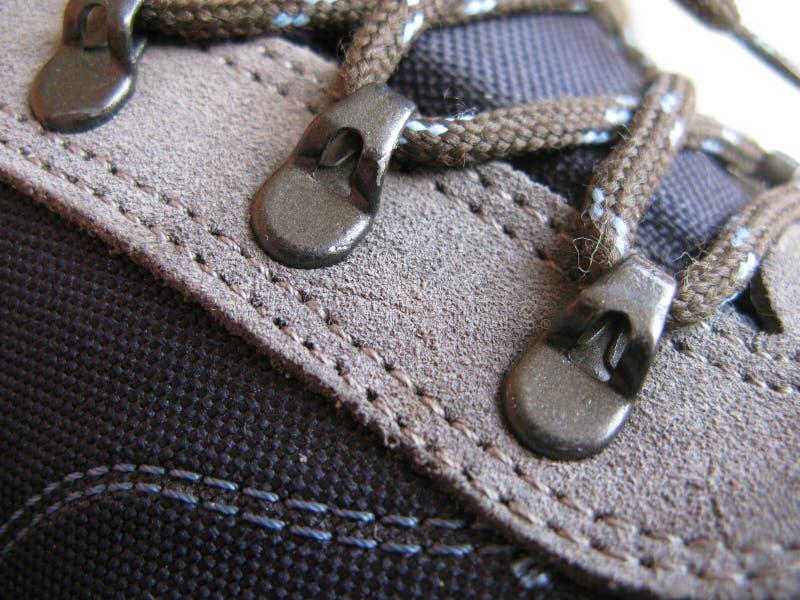 ботинки trekking стоковое изображение rf