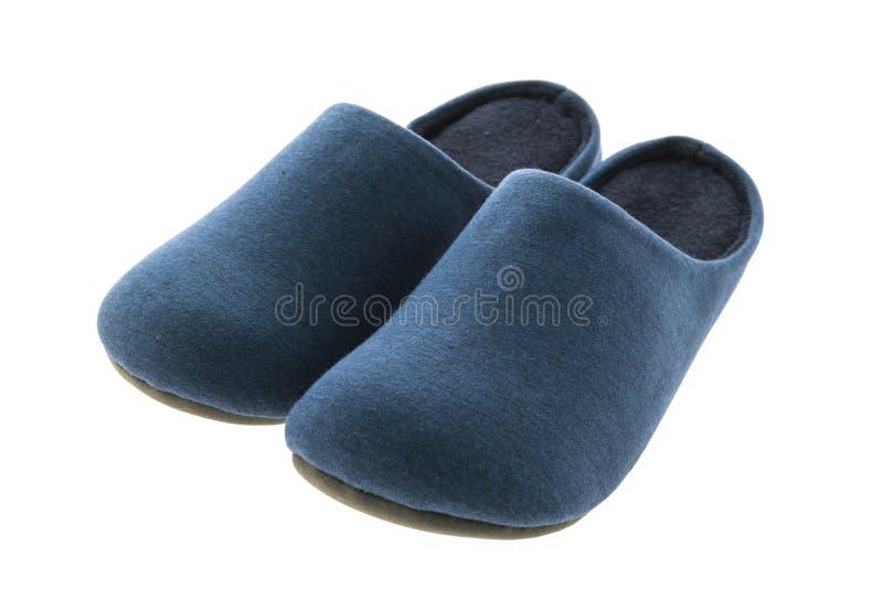 Download Ботинок или тапочки для пользы в доме Стоковое Фото - изображение насчитывающей bluets, материал: 81811114