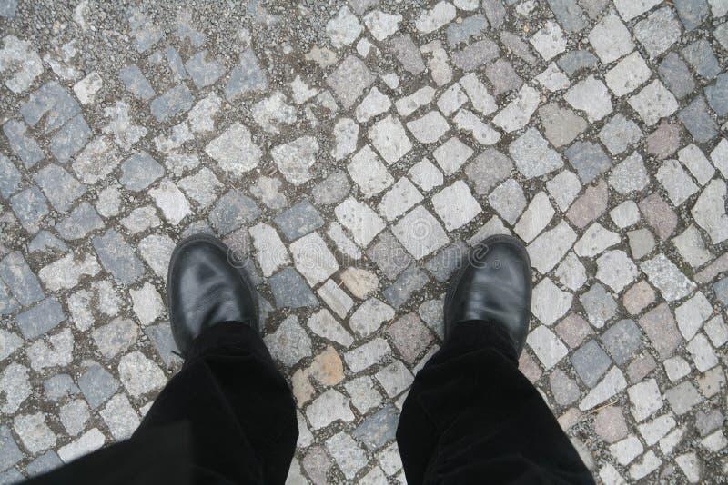ботинок стоковая фотография