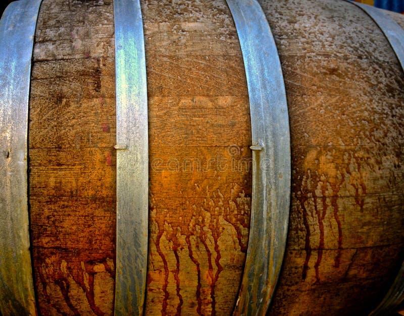 Бочонок дуба для заквашивать пива стоковые изображения