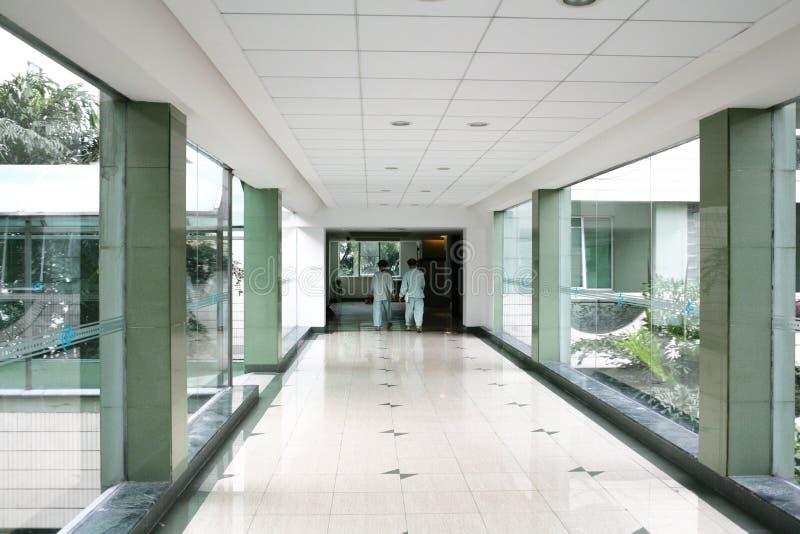 Больница стоковое фото rf