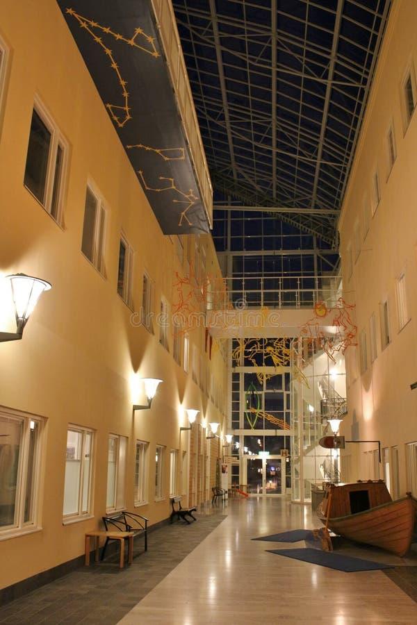 Больница Sunderby стоковые фотографии rf