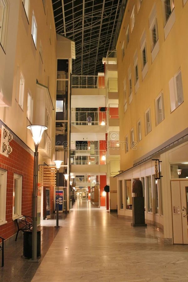 Больница Sunderby стоковые изображения