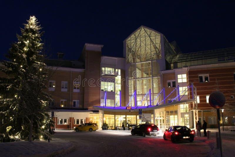 Больница Sunderby стоковые фото