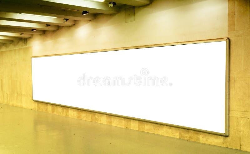 Большая афиша стоковые изображения rf