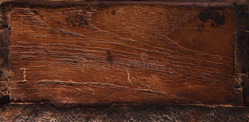 Большая и текстурированная предпосылка старого деревянного grunge деревянная стоковое изображение rf