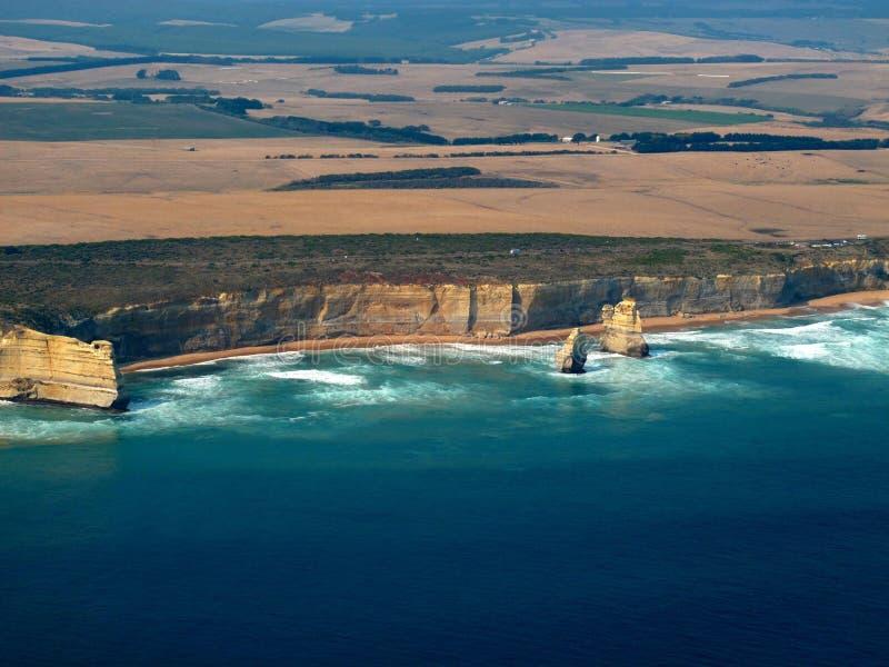 Большая дорога океана стоковое фото