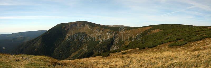 Большая долина стоковое изображение