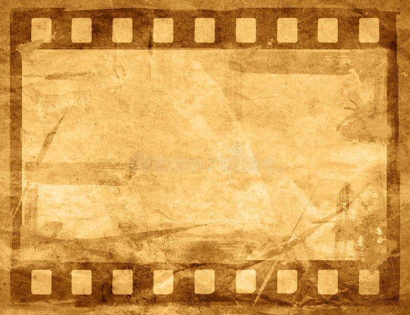 Большая прокладка фильма бесплатная иллюстрация