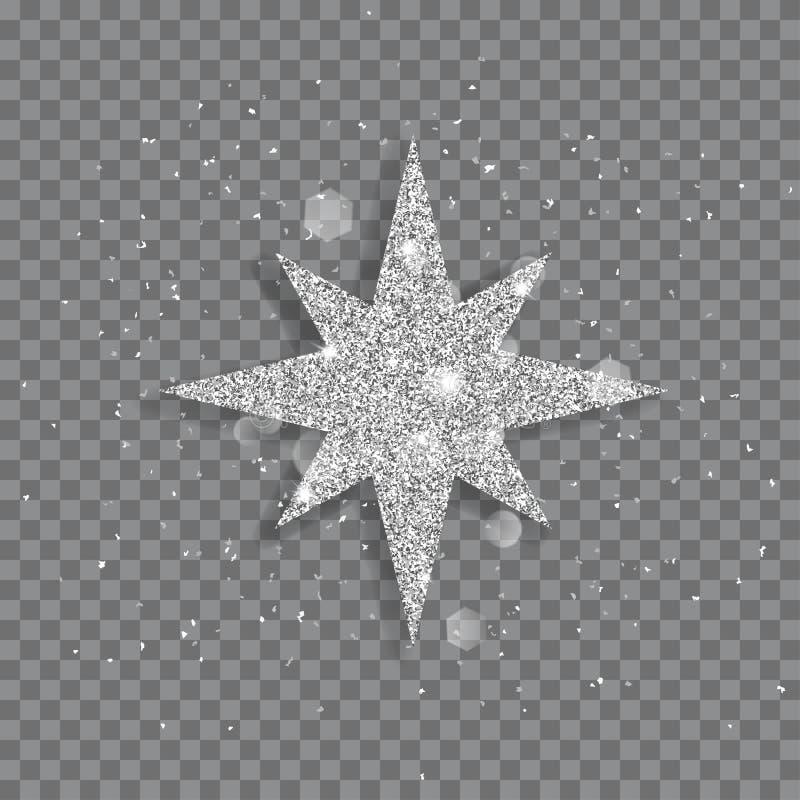 Большая сияющая звезда бесплатная иллюстрация