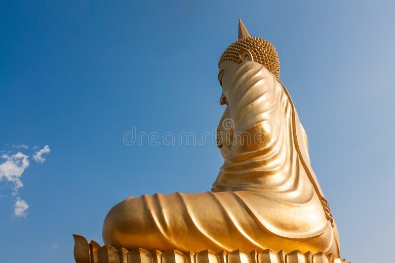 Большая статуя Будда стоковое изображение