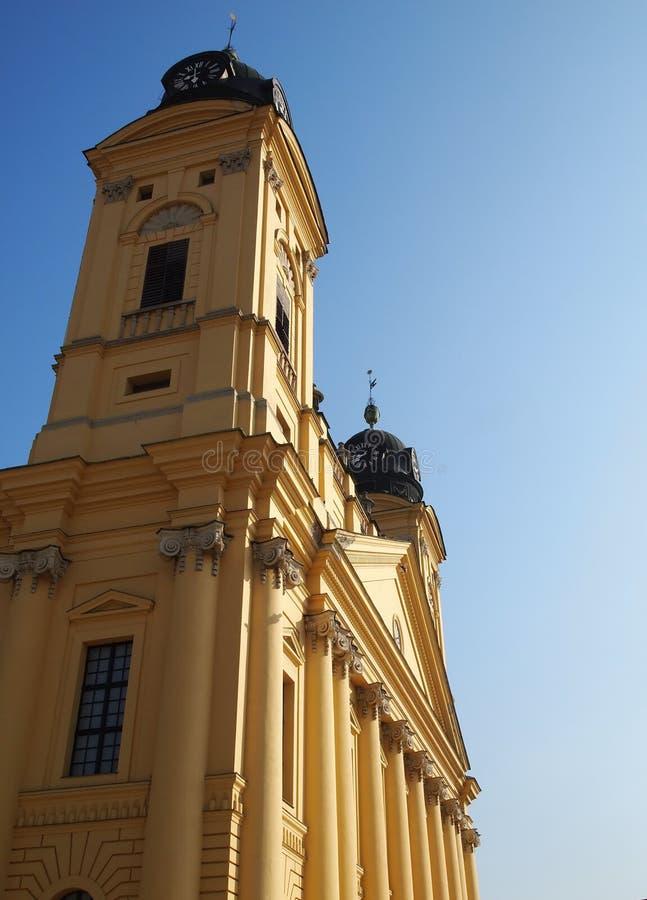 Download Большая церковь стоковое фото. изображение насчитывающей башня - 33725976