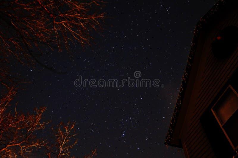 Больше звезд стоковая фотография rf
