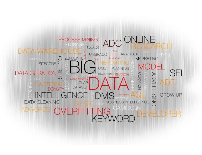 Большие данные стоковые изображения