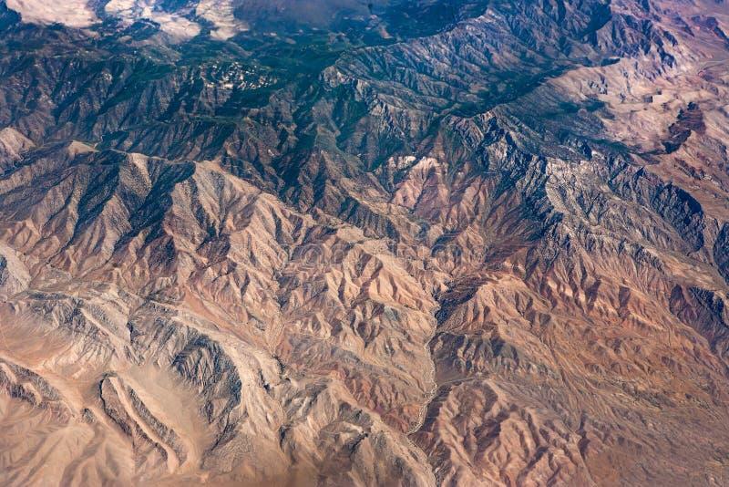 Большие горы стоковые изображения rf
