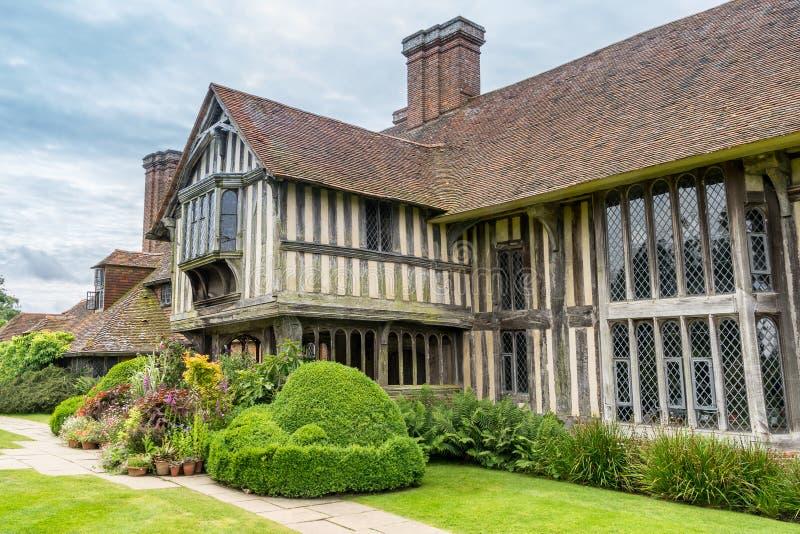 Большие сады и питомник дома Dixter стоковые изображения