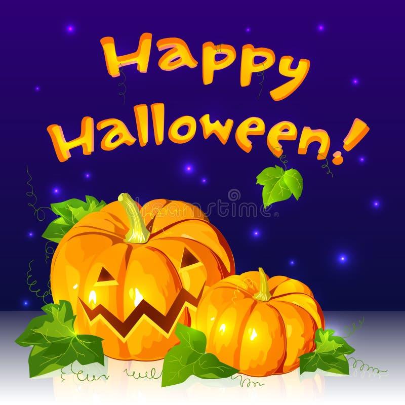 Download Большие тыквы хеллоуина с знаком Иллюстрация штока - иллюстрации насчитывающей jack, свеже: 33733792