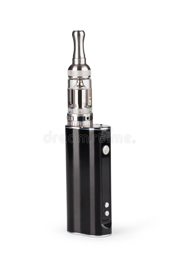 Большие электронные сигареты стоковые фотографии rf