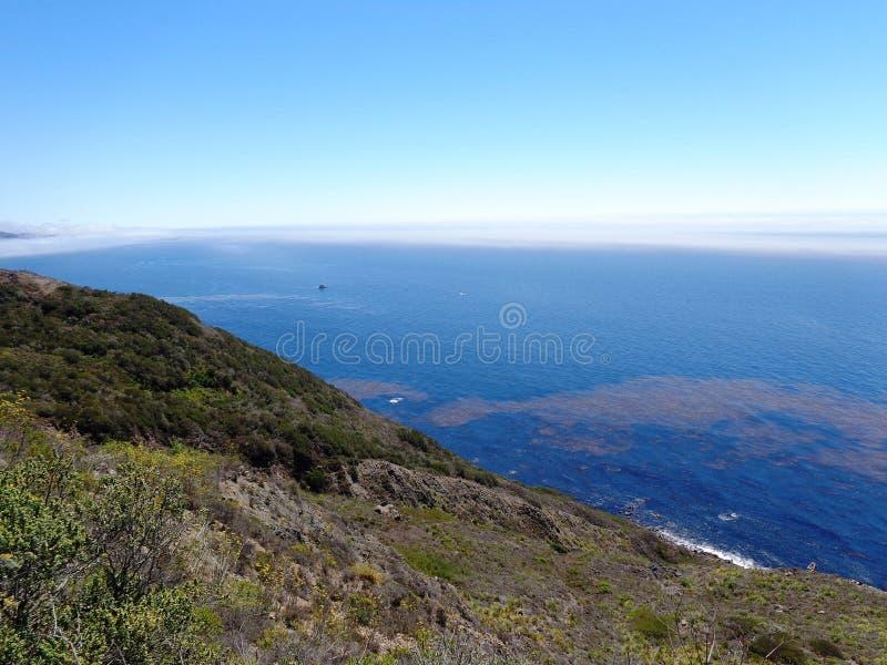 Большие Sur - Калифорния стоковое изображение rf