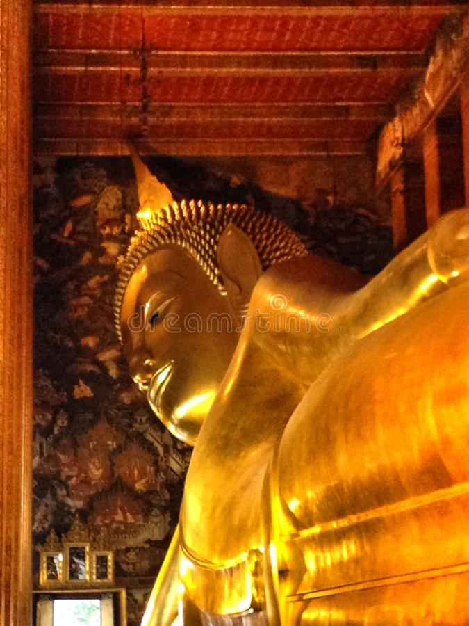 большое изображение Будды стоковые изображения rf