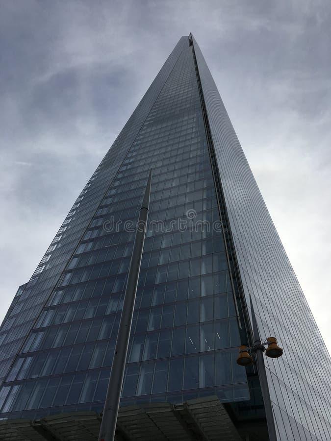 Большое корпоративное здание стоковые фотографии rf