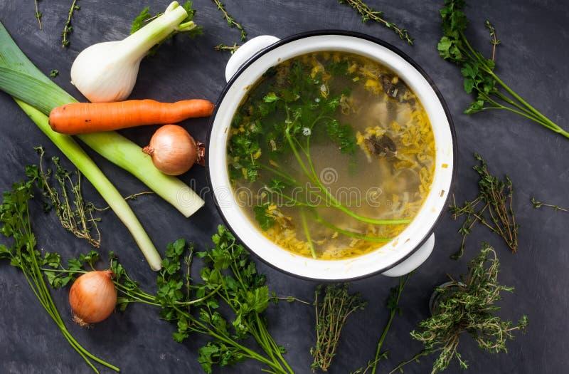 Большой бак vegetable запаса стоковая фотография rf
