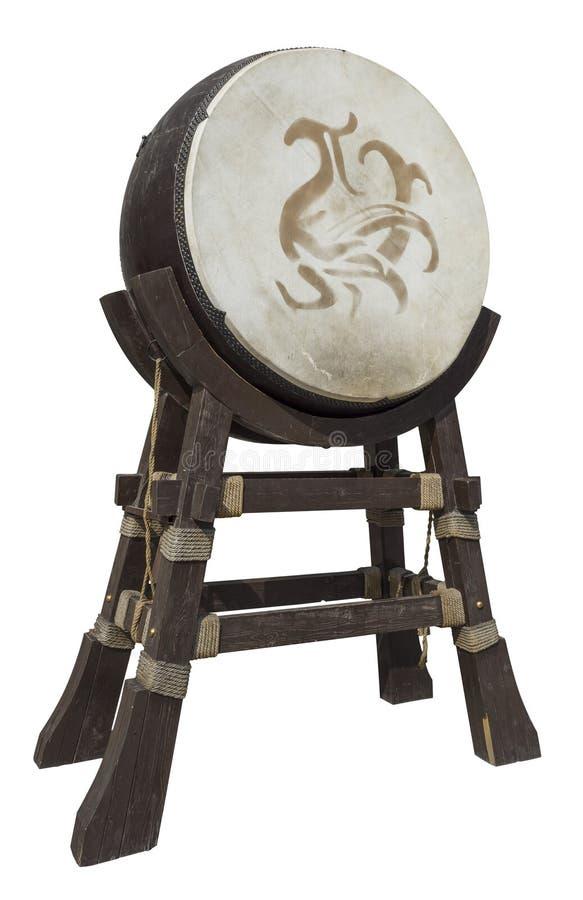 большой барабанчик стоковое изображение rf