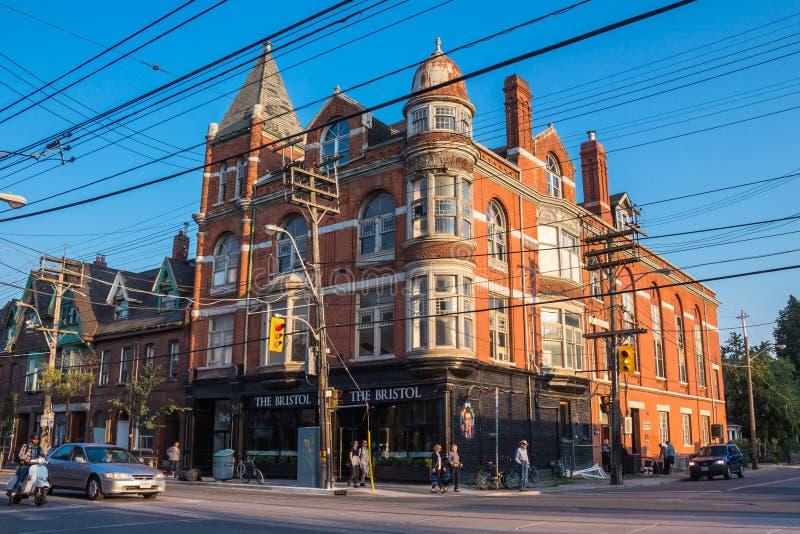 Большой зал Торонто стоковая фотография