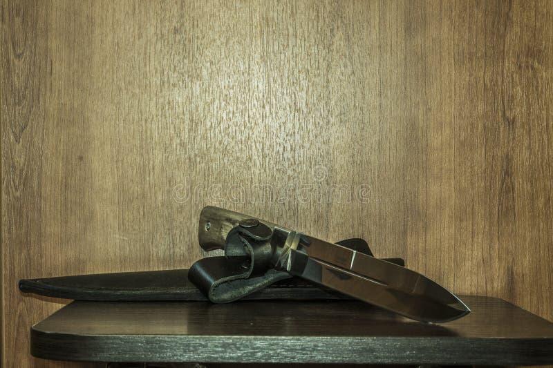 большой нож стоковая фотография rf