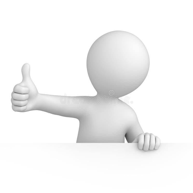 Большой палец руки вверх бесплатная иллюстрация
