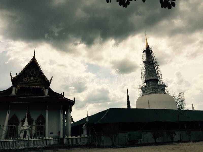 большой pagoda стоковое изображение rf